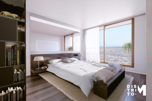 apartamento- distrito m- tres dormitorios