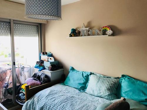 apartamento dos dormitorios en pocitos