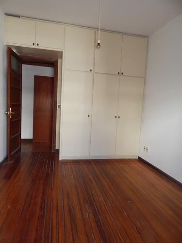 apartamento dos dormitorios pocitos con cochera