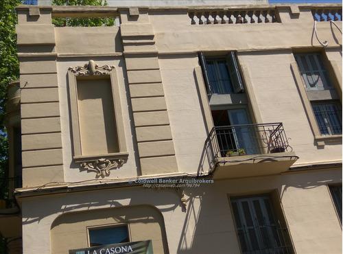 apartamento dúplex 1 dormitorio venta  en cordón