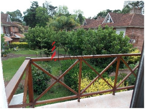 apartamento dúplex en roosevelt 2 y 1/2 dormitorios con patio y parrillero - ref: 36041