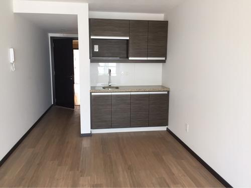 apartamento en alquiler en pocitos nuevo 1 mes gratis!!