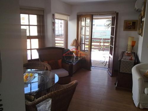 apartamento en alquiler ref: 1068