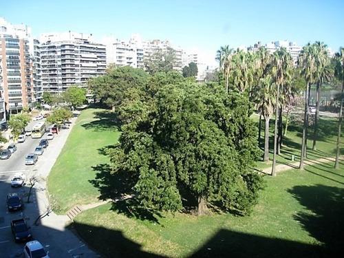 apartamento en alquiler temporario o anual en villa biarritz - ref: 2887