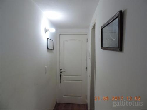 apartamento en alquiler un ambiente en pocitos. ponce