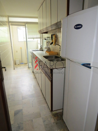 apartamento en brava 2 dormitorios con garage - ref: 35815