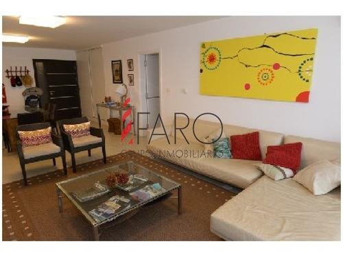 apartamento en brava 3 dormitorios con garage - ref: 35816