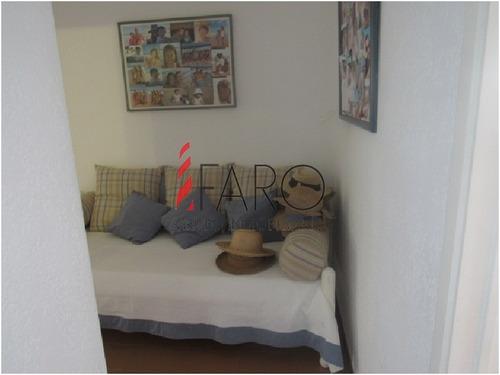 apartamento en brava 3 dormitorios y terraza - ref: 34046