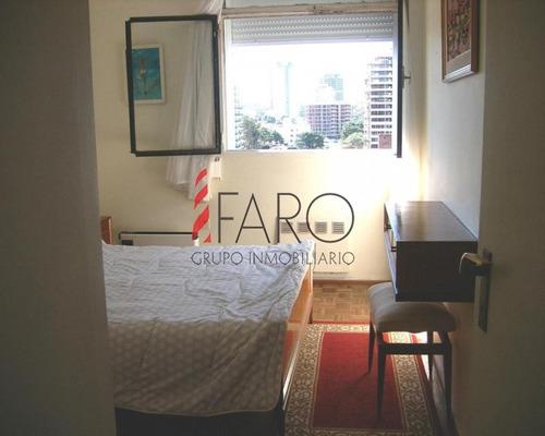 apartamento en chiverta 2 dormitorios con servicios - ref: 33698