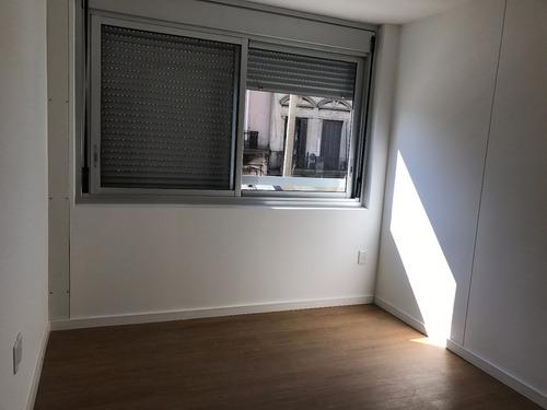 apartamento en cordón torre indigo 3 dormitorios 1 baño