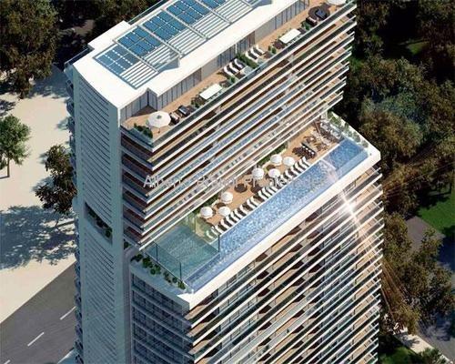 apartamento en excelente torre con todos los servicios