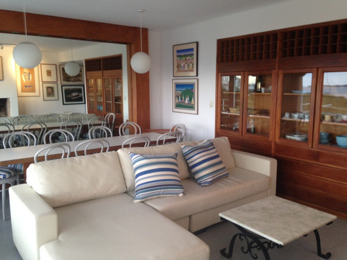 apartamento en la mansa frente al mar