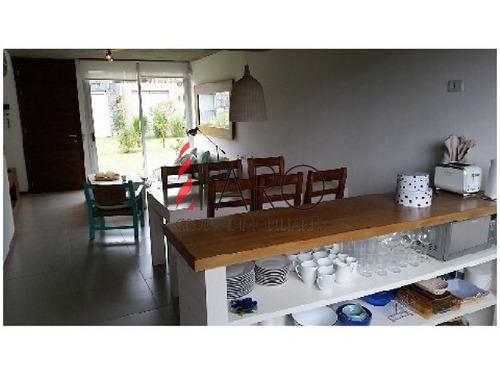 apartamento en manantiales 2 dormitorios con garage - ref: 35773