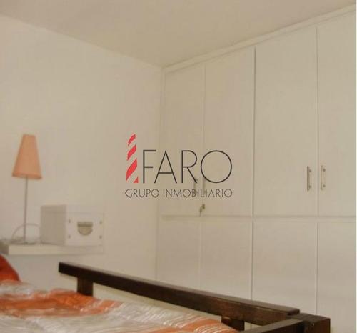 apartamento en manantiales 3 dormitorios 2 baños - ref: 33509