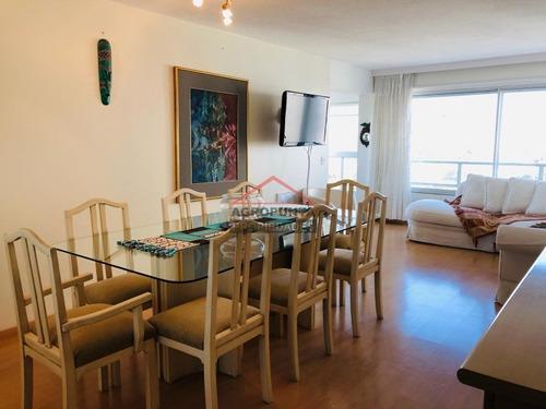 apartamento en mansa, 3 dormitorios * - ref: 1305