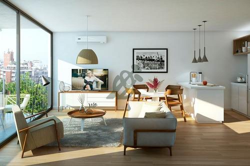 apartamento (en obra) en venta en pocitos - ref: 2726