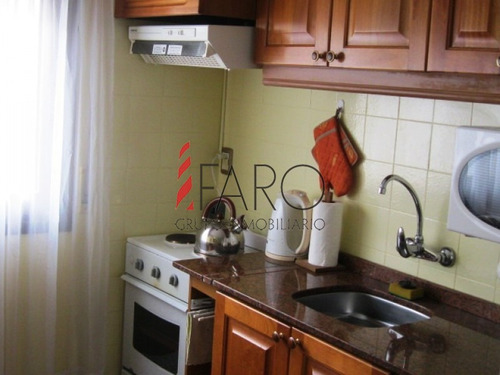 apartamento en península 1 dormitorio con cochera doble - ref: 33478