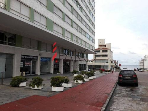 apartamento en península 1 dormitorio y 1/2 con garage - ref: 36108