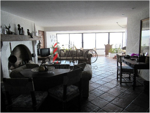 apartamento en península 3 dormitorios y servicio con terraza cerrada y garage - ref: 35856