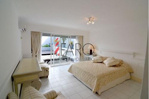 apartamento en península 4 dormitorios con cochera - ref: 33837