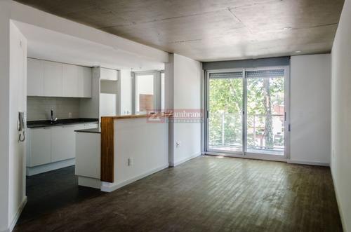 apartamento en pocitos nuevo, 2 dormitorios y 2 baños!!