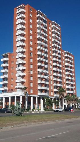 apartamento en primera linea frente al mar. - ref: 2666