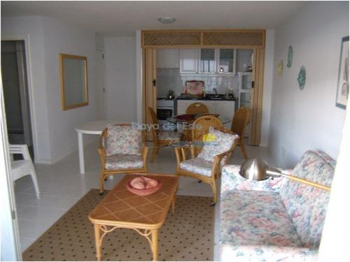 apartamento en punta del este, mansa | playa del este ref:839 - ref: 839