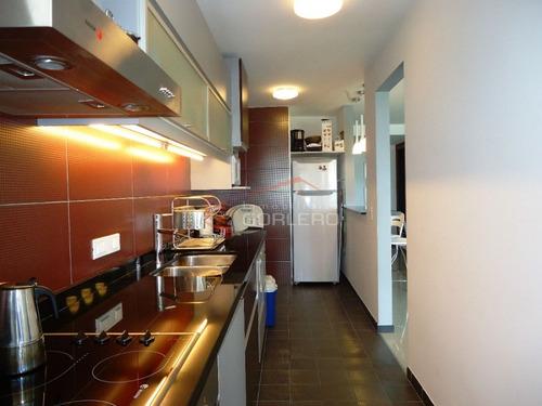 apartamento en punta del este  , mansa - ref: 13834