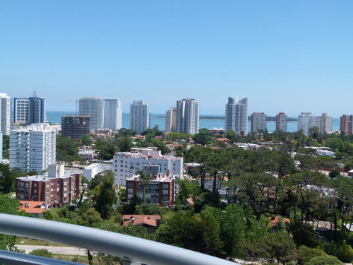 apartamento en punta del este - ocean drive  alquiler