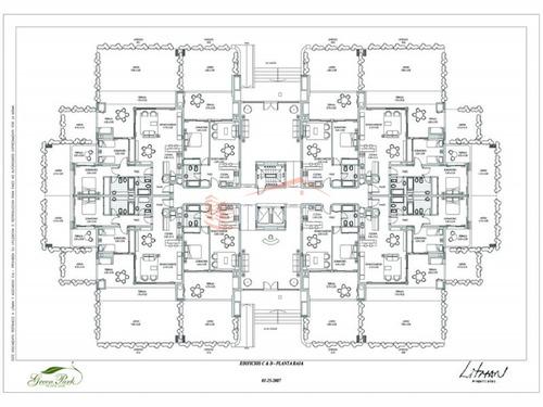 apartamento en punta del este, solanas - ref: 15879