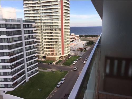 apartamento en punta del este, zona brava - ref: 16973