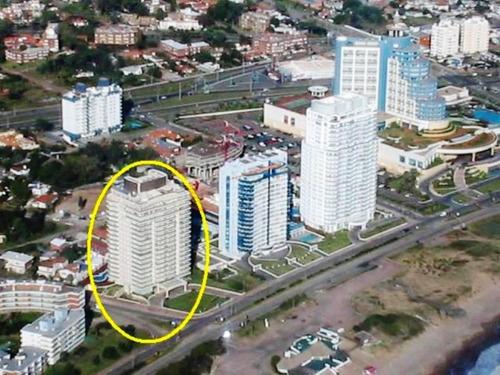 apartamento en punta del este, zona mansa - ref: 16690