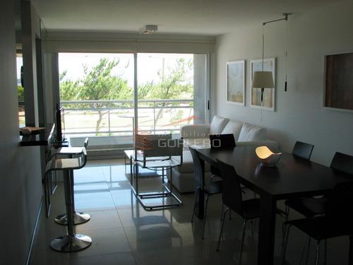 apartamento en punta del este, zona mansa - ref: 2963