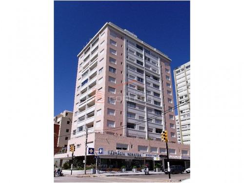 apartamento en punta del este, zona peninsula - ref: 16966