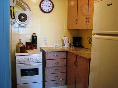 apartamento en punta del este, zona peninsula - ref: 563