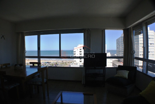 apartamento en punta del este, zona peninsula - ref: 623
