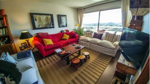 apartamento en punta del este, zona roosevelt - ref: 25449