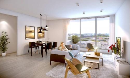 apartamento en tres cruces altos de bulevar 2 dormitorios