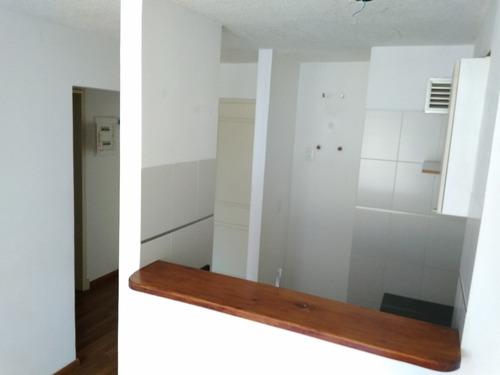 apartamento en venta 1 dormitorio y barbacoa, p. del buceo