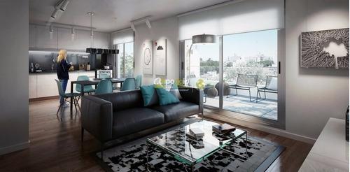 apartamento en venta 2 dormitorios a estrenar - tempo gaboto