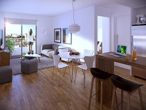 apartamento en venta 2 dormitorios cordón sur - ibirapuera