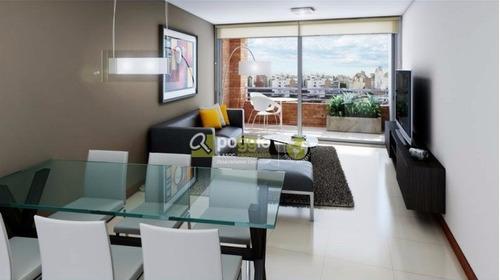 apartamento en venta 2 dormitorios, p. batlle - gala parque