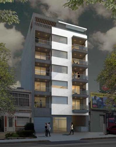 apartamento en venta buceo 2 dormitorios - edificio itamar