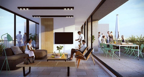 apartamento en venta centro 2 dormitorios domini rivera