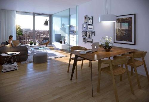 apartamento en venta cordón 2 dormitorios - ed. domini roxlo