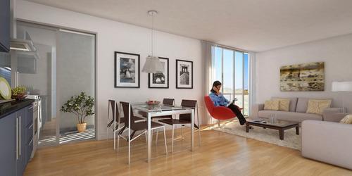 apartamento en venta de 1 dormitorio en cordón