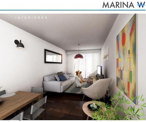 apartamento en venta de 1 dormitorio en pocitos