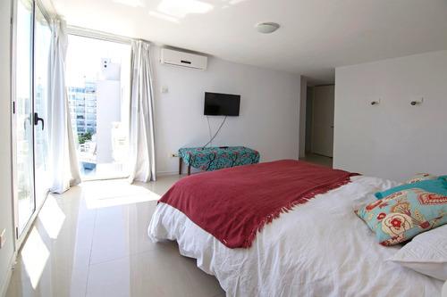 apartamento en venta de 3 dormitorios en brava
