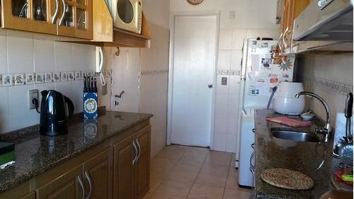 apartamento en venta de 3 dormitorios en cordon