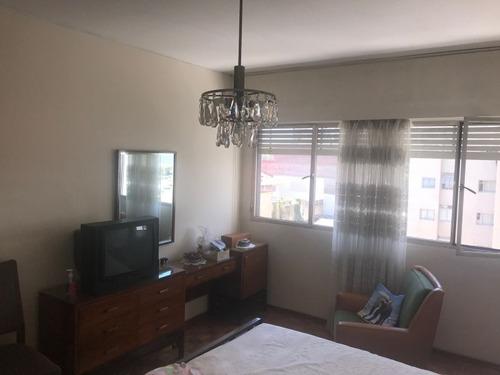 apartamento en venta de 3 dormitorios en pocitos